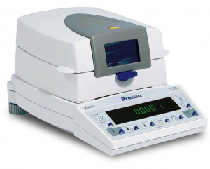 Moisture analyser for Controlling the Moisture Content of Food in order to Reduce Food Waste